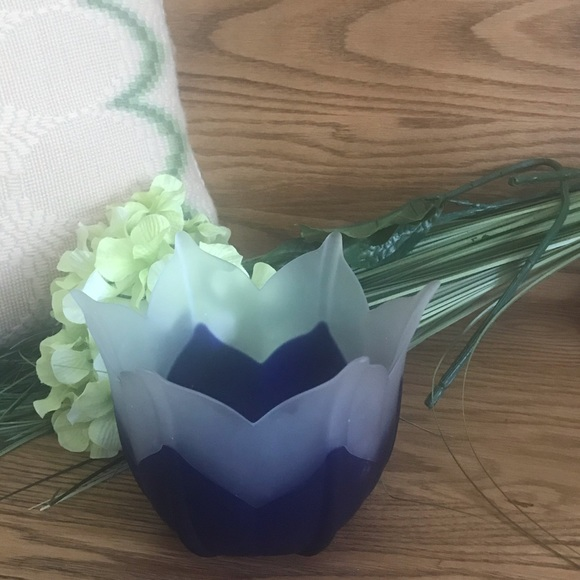 Partylite Tulip Blossom candle holder